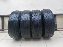 4 pneus R 15 no preço