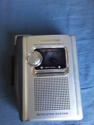 Gravador Panasonic.