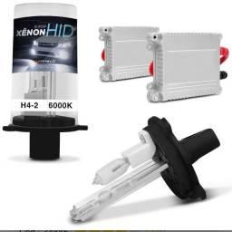 Kit Xenon H4-2 8000K completo