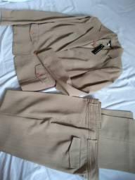 Título do anúncio: Conjunto de calça de alfaiataria e casaqueto