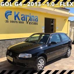 Gol G4 - 2013 - 1.0 - Flex