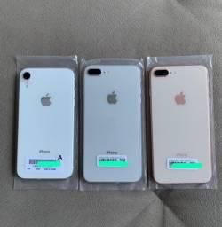 iPhones 8 Plus e iPhone XR 64gb
