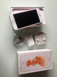 IPhone 6s 64gb Rose Completo