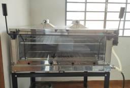 Título do anúncio: Vendo ou troco forno Industrial Venâncio  Firiv110 com infravermelho