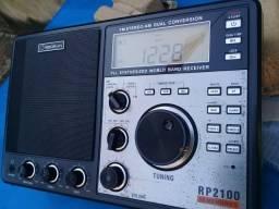 rádio redsun am fm ondas curtas pll banda corrida