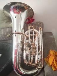 Tuba 5/4 WN Cc Prata