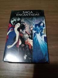Livros A Saga Encantadas