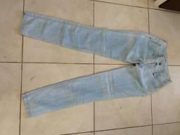 Calça jeans Missbella 38