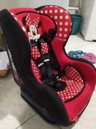 Cadeirinha para carro Disney Minnie