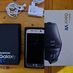 Sansung Galaxy S7 + Sansung Gear VR