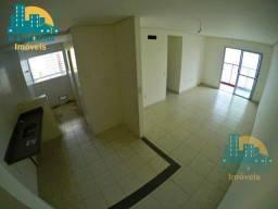 Cond. River Side. - Apartamento com 66,85m² - 2 quartos (1 suíte) - 1 vaga de garagem