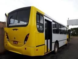 Onibus induscar motor mwm 4 cilindros - 2003