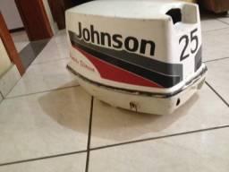 Capô Motor Johnson/evinrude 25 Hp Ano 1985
