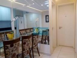 Apartamento com 2 dormitórios à venda, 82 m² por R$ 445.000 - Canto do Forte - Praia Grand