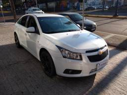 GM - CHEVROLET CRUZE LT 1.8 16V FLEXPOWER 4P AUT. - 2012