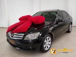Mercedes-Benz C200 Classic 1.8 | IM-PE-CÁ-VEL - Troca/Financia - 2010