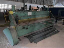 Guilhotina mecânica Newton TM 7 1/4 x 3000 mm