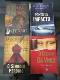 Livros do Dan Brown