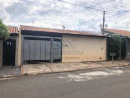 Casa à venda com 2 dormitórios em Jardim das rosas, Jaboticabal cod:V4751