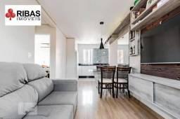 Apartamento com 2 dormitórios para alugar, 46 m² por r$ 1.590/mês - bairro alto - curitiba