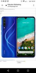 Smartphone Mi A3 64Gb Camera Tripla 48+8+2MP - Azul