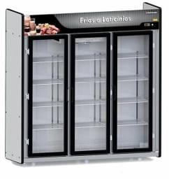 Freezer Expositora Refrimate 3 Portas