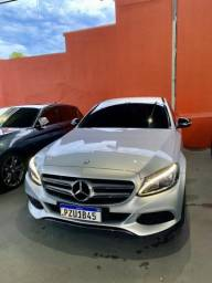 Mercedes Benz C180FF 2017 com 32km - 2017
