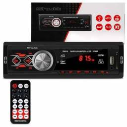 Som Automotivo MP-3 NOVO (USB e SD CARD)