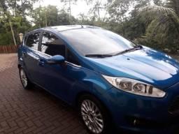 Fiesta Titanium 1.6 Aut - 2014 - 2014
