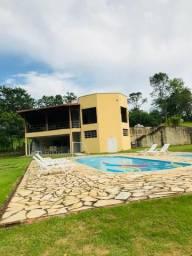 Sítio Cachoeira Esmeraldas - alugo temporada
