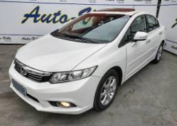 Honda Civic 2.0 EXR Único dono! Top de linha! - 2014