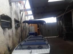 Vendo barco ou troco por carro - 2002