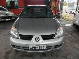 Clio 2008 1.0 flex impecável - 2008