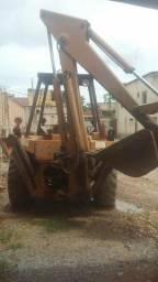 Retro escavadeira KASER H580
