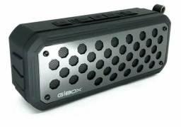 Caixa De Som Portátil bluetooth (produto novo na caixa, cor preto)