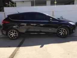 Ford Focus 2.0 Hatch 2015/16 Titanium - Completo! Leia a descrição! CamposRJ - 2016