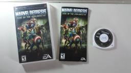 Marvel Nemesis: Rise of the Imperfects - PSP