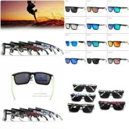 defa6dcfee1db Kdeam Óculos de sol Original Unissex Esportivo ( praia surf ciclismo  corrida)