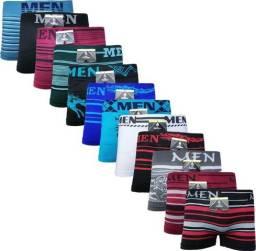 Kit 5 cuecas Box Importadas a preço de custo P/M