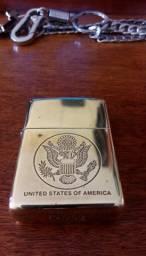 Isqueiro Zippo Xiii Made In U.s.a. Antigo