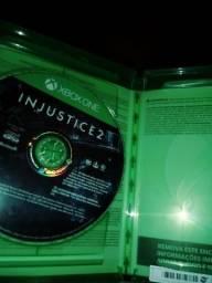 Dois jogos XBOX ONE