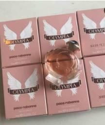 Perfumes miniaturas olymp?a paco rabanne
