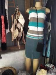 Sacos de roupas pra brechó