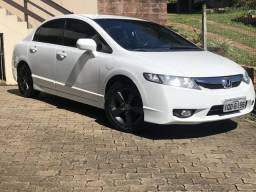 Honda New Civic Branco Automático Impecável - 2010