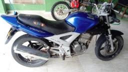 Moto cbx twister 2002. 2018 pago - 2002