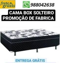 Ofertaço!!Cama Box Solteiro Nova com Selo do Inmetro,Aproveite!!