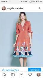 Gracioso vestido Mila Rosa