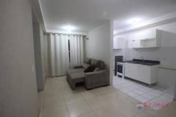 Apartamento com 2 dormitórios para alugar, 50 m² por R$ 1.000/mês - Jardim Santa Rosa I -