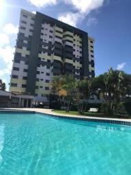Apartamento com 4 dormitórios para alugar, 193 m² por R$ 2.900,00/mês - Lagoa Nova - Natal