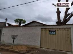 Casa com 2 dormitórios para alugar, 74 m² por R$ 820,00/mês - Plano Diretor Norte - Palmas
